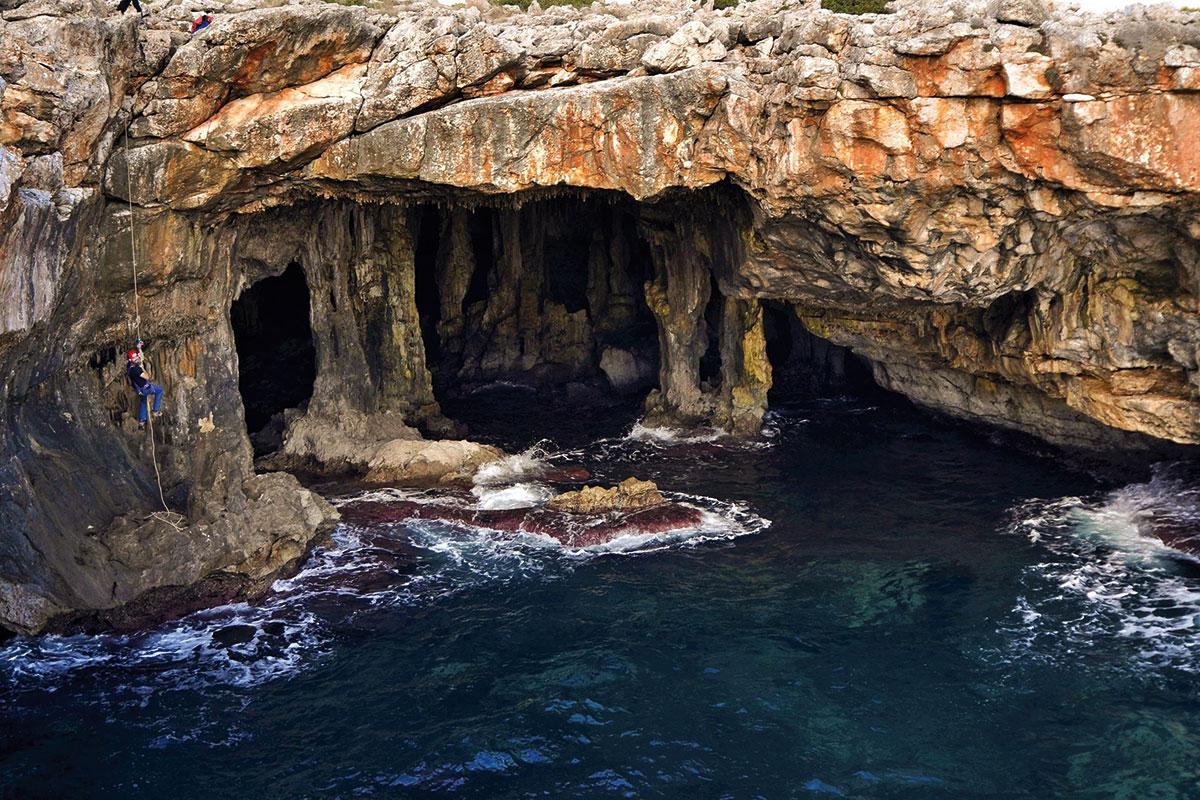 Mallorca's caves