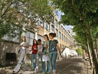 Students of the University of Valencia