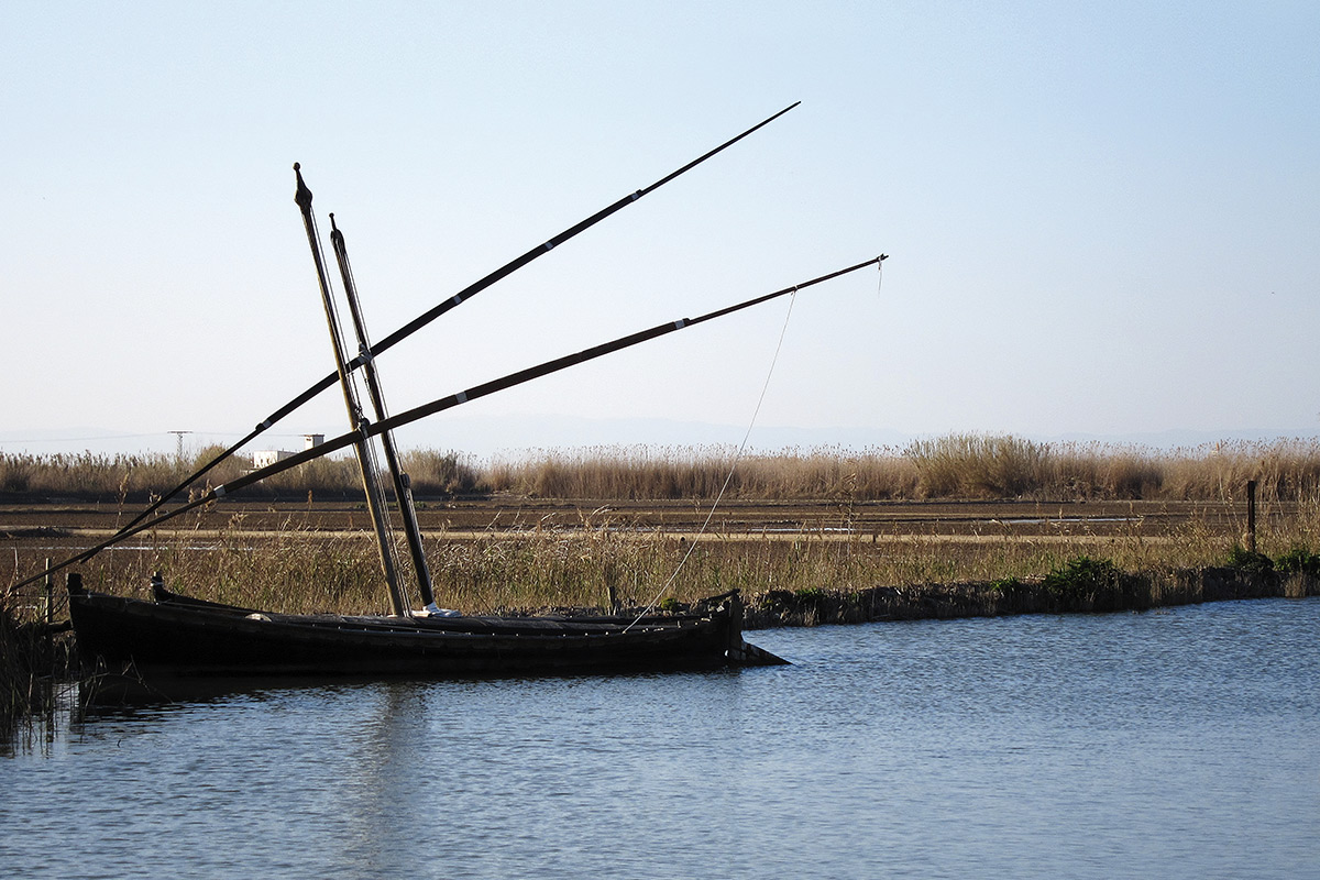 The Fishermen from El Palmar