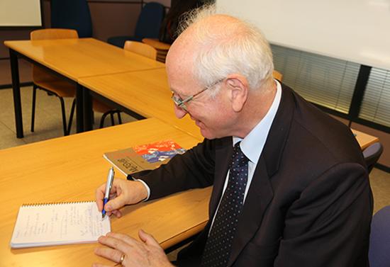Maurizio Gotti. Photo: M. Domínguez.