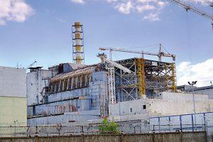 central nuclear de Txernòbil