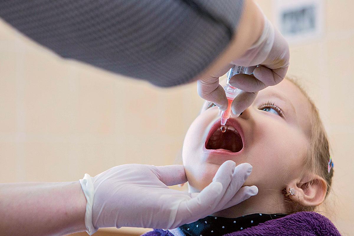 paediatrics vaccine