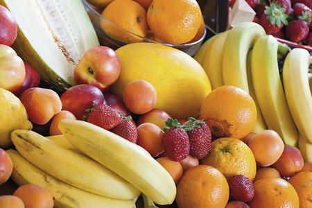 fruit vegetables impact diet health