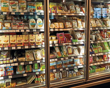 supermarket nutrition
