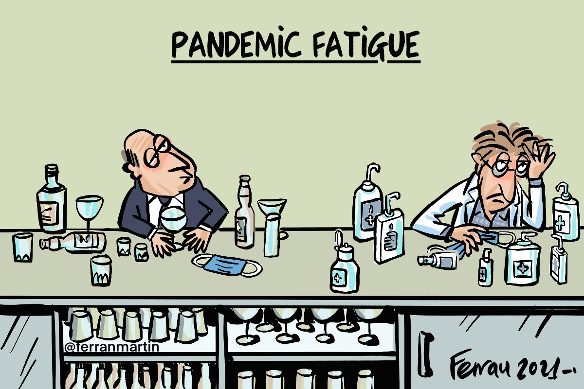 pandemic fatigue