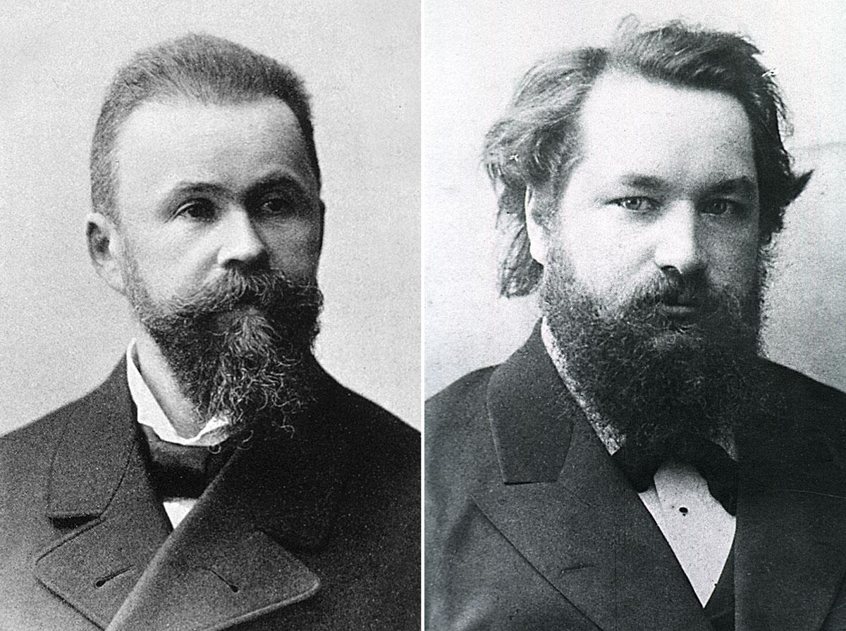 Carl Wernicke & Sergei Korsakoff