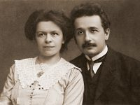 Mileva Maric and Albert Einstein