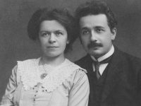 Mileva Maric and Albert Einstein/ Wikimedia